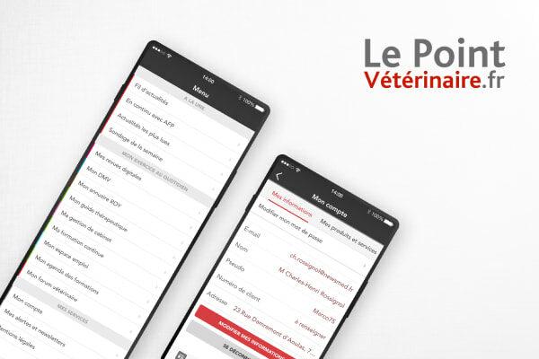 Le Point Vétérinaire