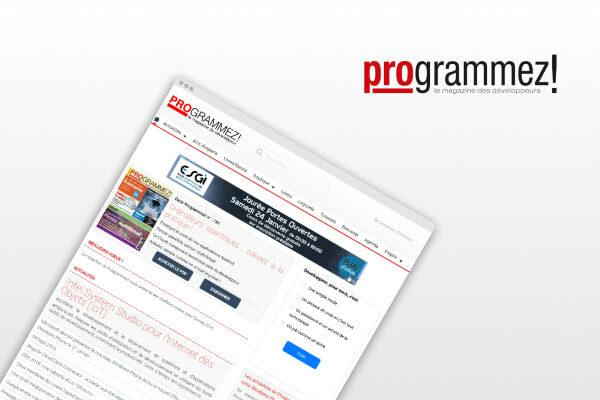 Magazine Programmez