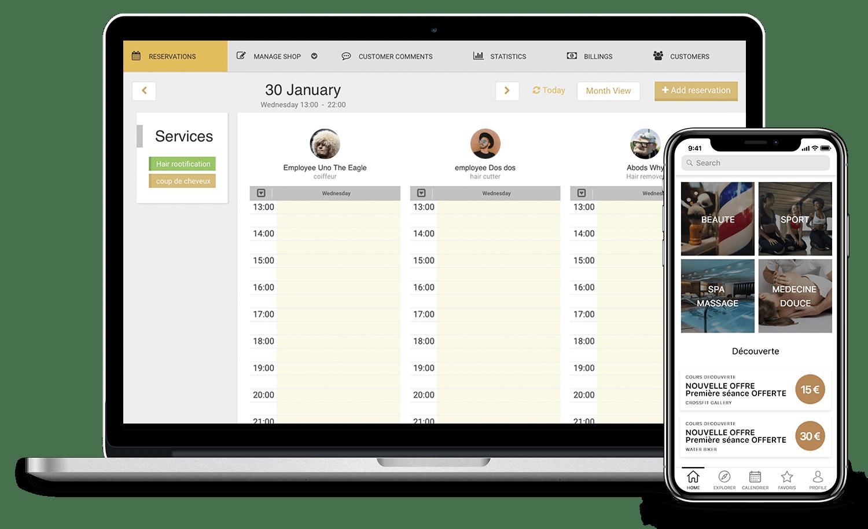 loox - mobile & web